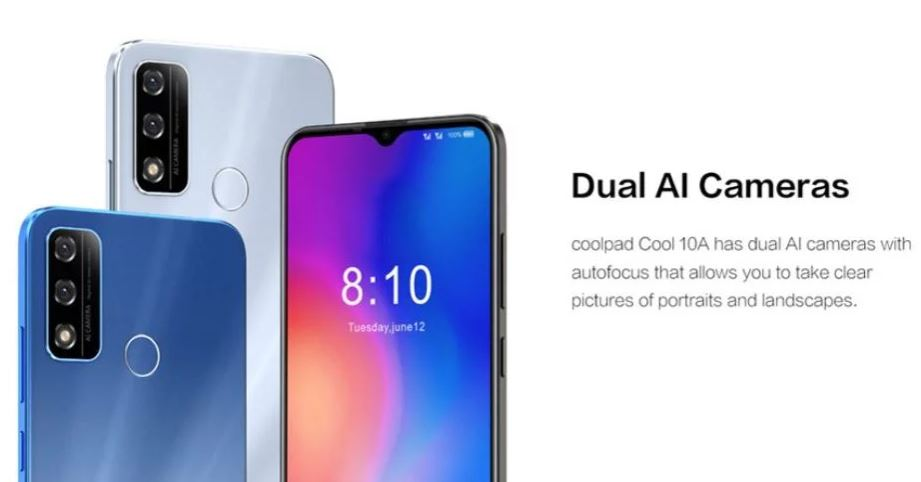 Coolpad Cool 10A Camera