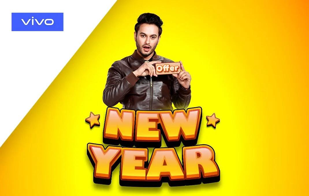 Vivo new year offer 2078