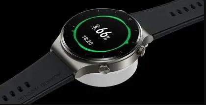 Huawei Watch GT2 Pro Battery