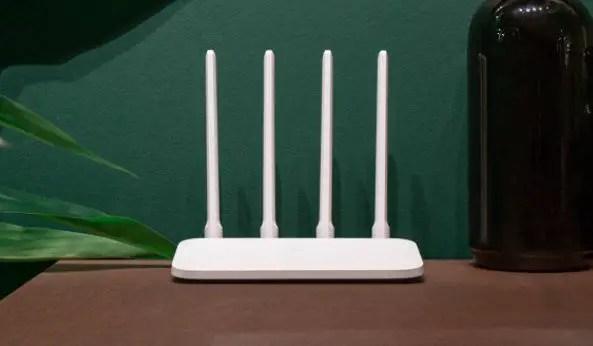 Mi Router 4A Design