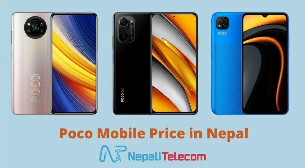 poco mobile price in nepal