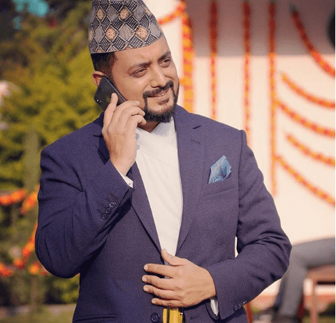 Asif Shah's
