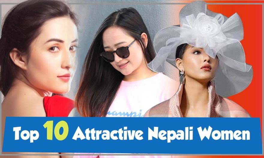 beautiful nepali women