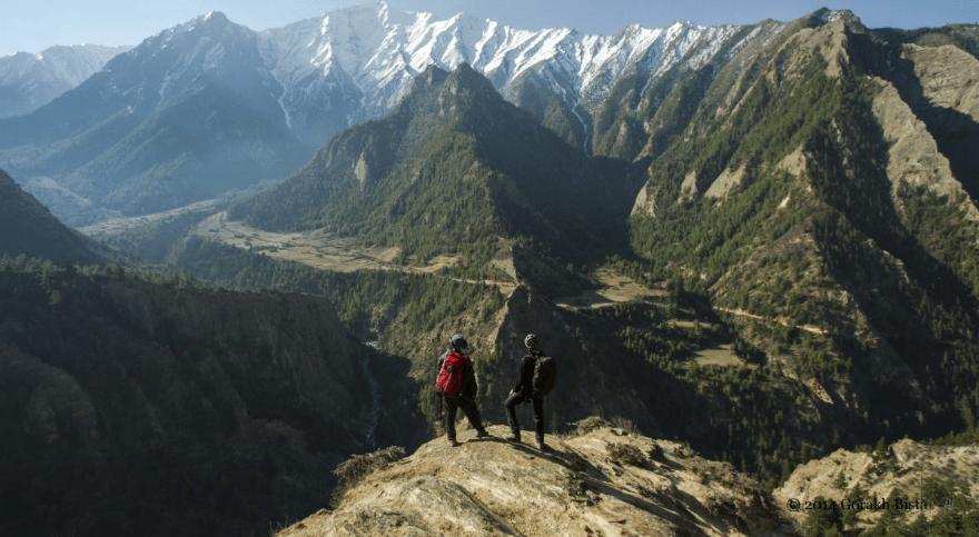 trekking in nepal in your bucket list