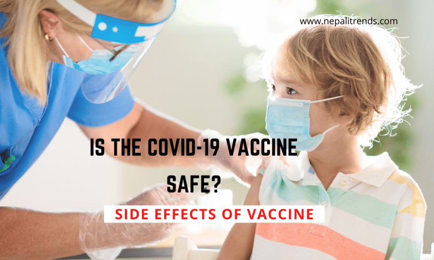 Is the covid-19 vaccine safe