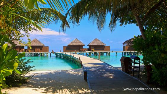 Maldives- budget travel destination