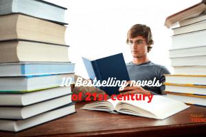 10 Bestselling novels of 21st century