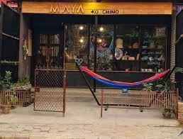 Maya ko Chino shop