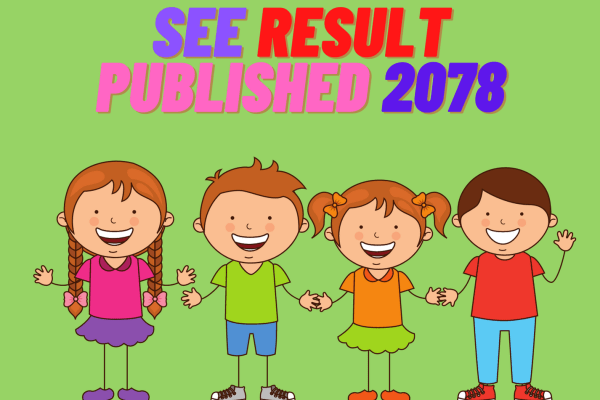 SEE Result Published 2078