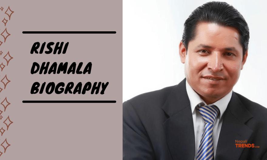 Rishi Dhamala Biography