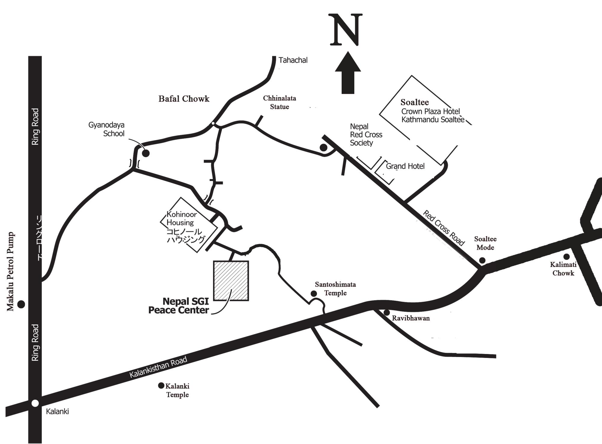hight resolution of location map