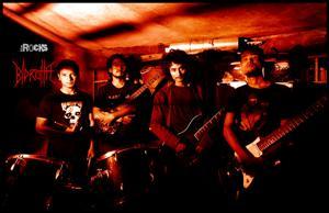 bidroha nepali thrash metal band