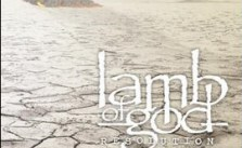 lamb of god resolution album art 2012