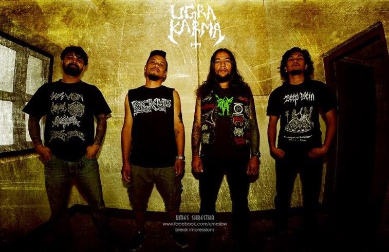 Ugrakarm Band Nepal( Death Metal)