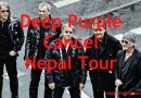 Deep Purple Cancel Nepal Tour 2013 Officially