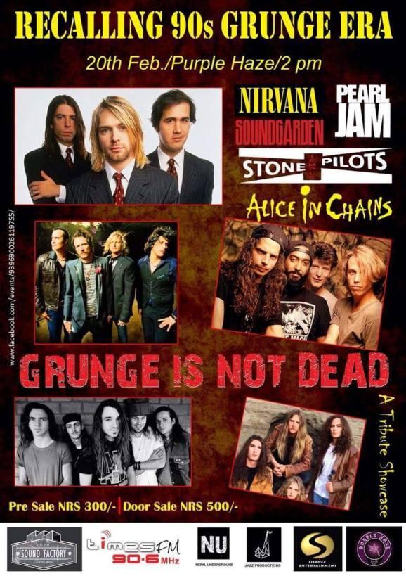 recalling grunge