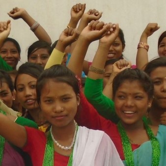 Empowered Kamlari Girls, Now Free, Fight COVID-19 in Nepal