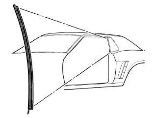 Rear Quarter, NE Performance Mustang