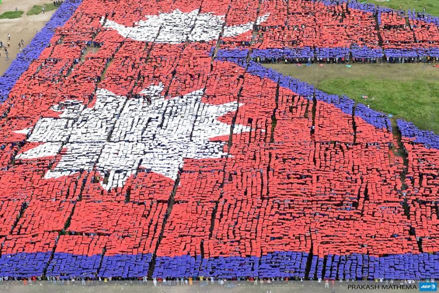 Photo: Prakash Mathema/AFP