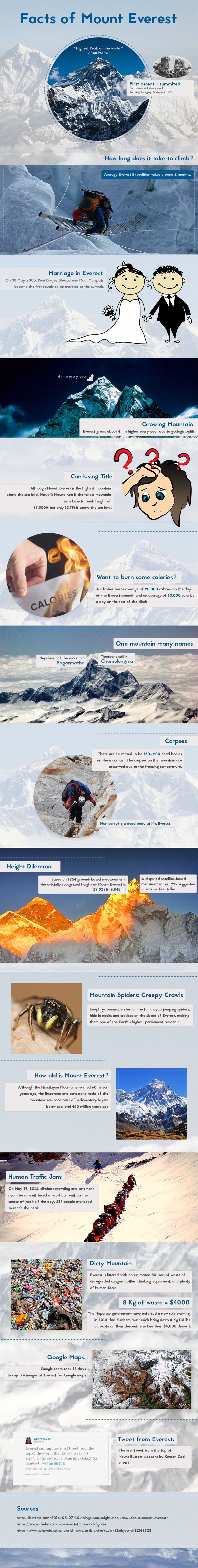 Everest-Facts-Infographics