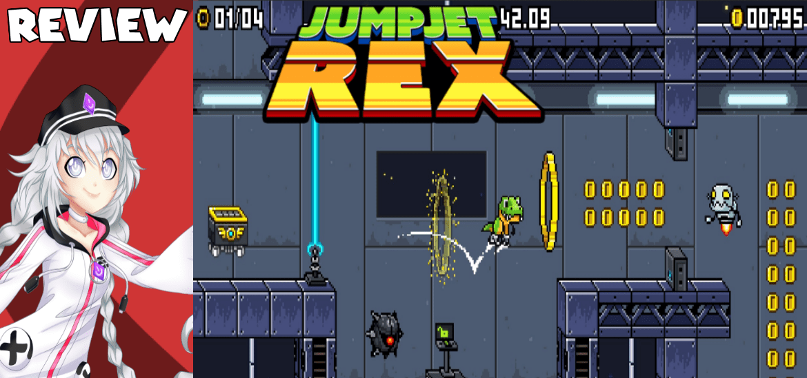 JumpJet Rex – Dinosaurs shouldn't be this mobile!