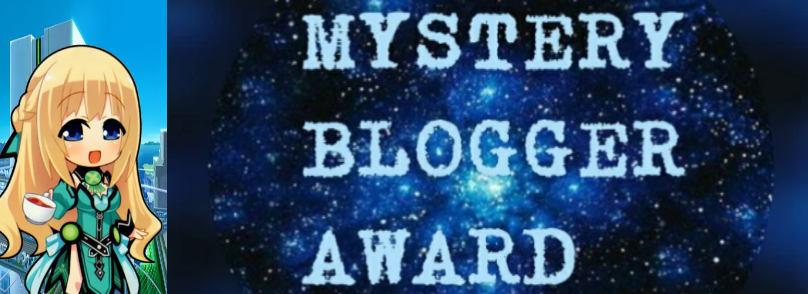Mystery Blogger Award from Red Metal (Extra Life)