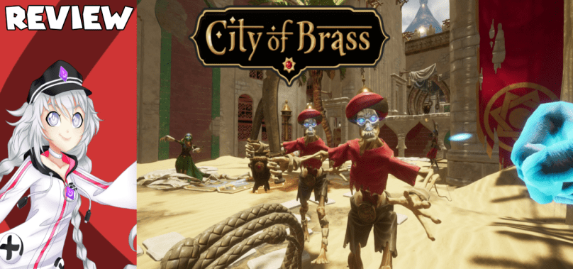 City of Brass – Roguelike Arabian Nights!