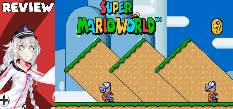 Super Mario World – Now we're playing with power!