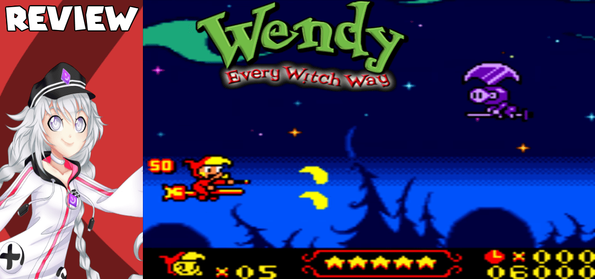 Wendy: Every Witch Way – This witch in pajamas is a master of gravity!