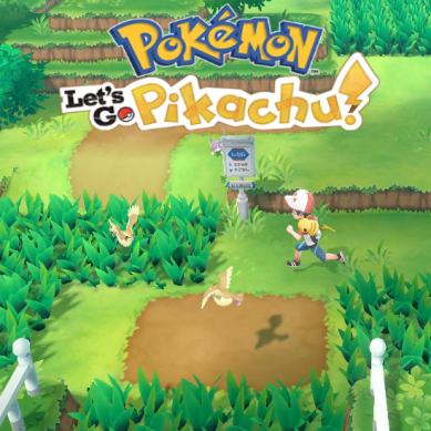 Pokemon: Let's Go, Pikachu and Eevee – Kanto in beautiful 3D