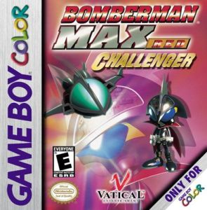 Bomberman Max Cover2