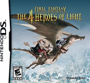 Final Fantasy The 4 Heroes of Light cover