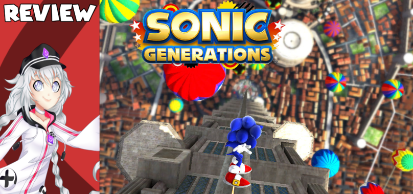 Sonic Generations – Double the Sonic, double the speed!