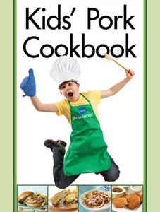 Kids Pork Cookbook - 25 Per Pack