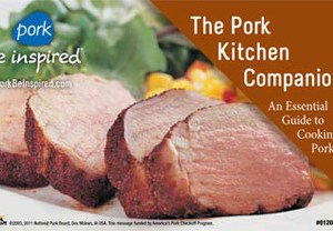 Pork Kitchen Companion - 25 Per Pack