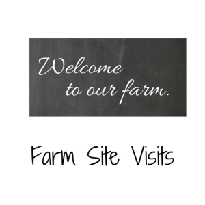 Farm Site Visits