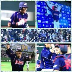【野球】WBCサムライジャパン、アメリカ行き決定!