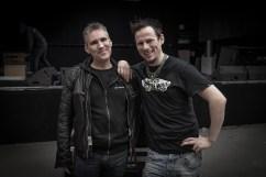 Anders Olsson & Jake E / Cyhra
