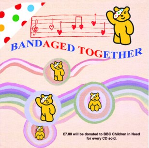 Children in Need - Bandaged Together - Album Front Cover