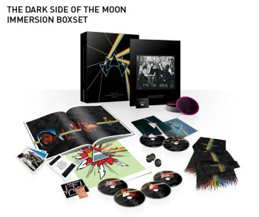 Immersion - Dark Side of the Moon - Pink Floyd