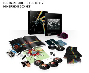 Dark Side of the Moon Immersion Edition from Pink Floyd Released November 2011