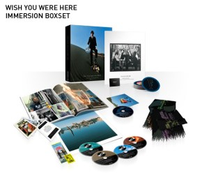 Wish You Were Here Immersion Edition from Pink Floyd - Released November 2011