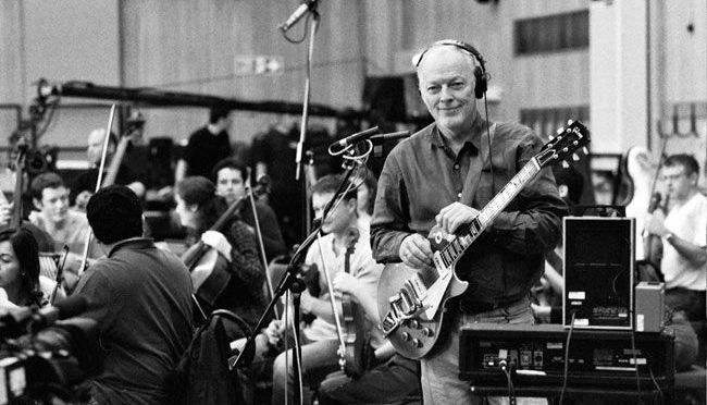 David Gilmour Working on New Album Says Graham Nash