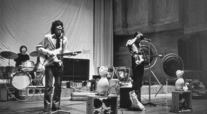 Pink Floyd Games for May Concert 1967