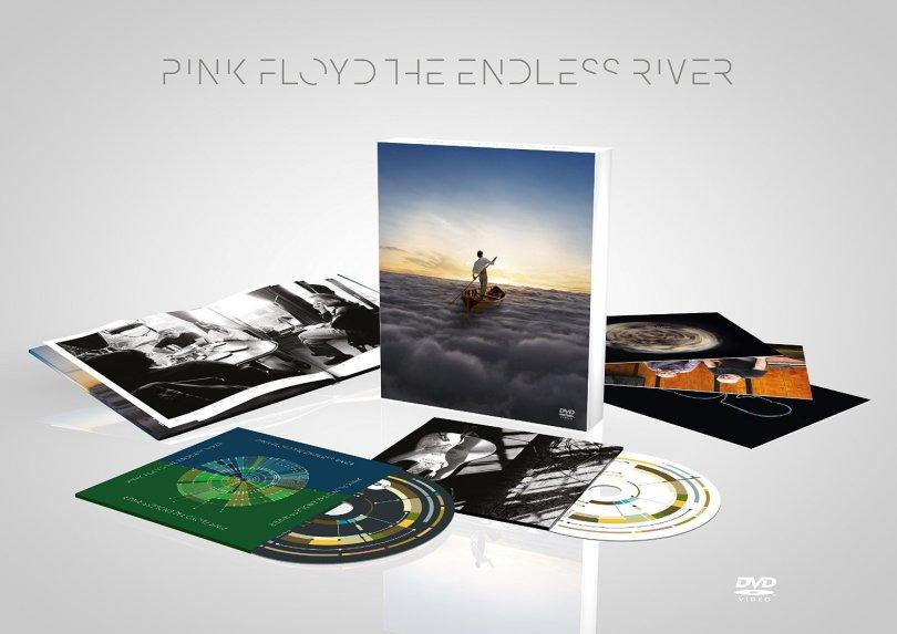 Pink Floyd Endless River - Boxset DVD Version