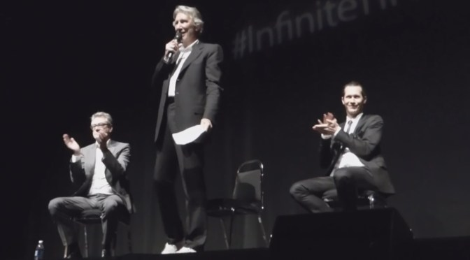 Watch Roger Waters Q&A Session at Toronto Film Festival