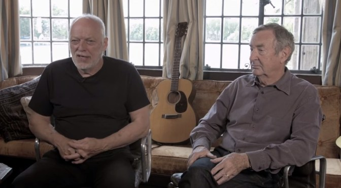 Listen To New Pink Floyd Song Louder Than Words