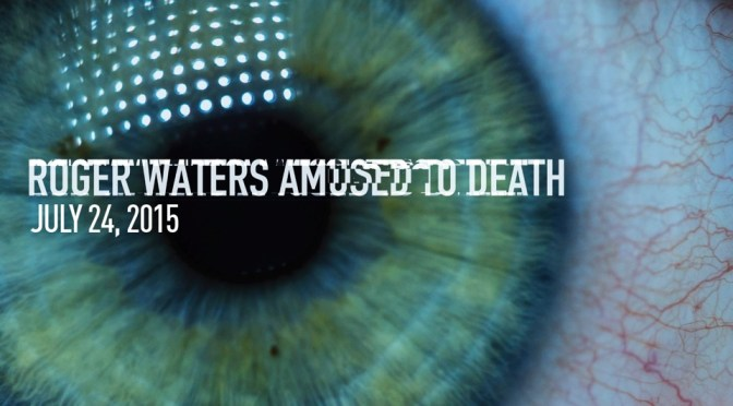 Roger Waters Amused To Death 2015 Remaster Available in July