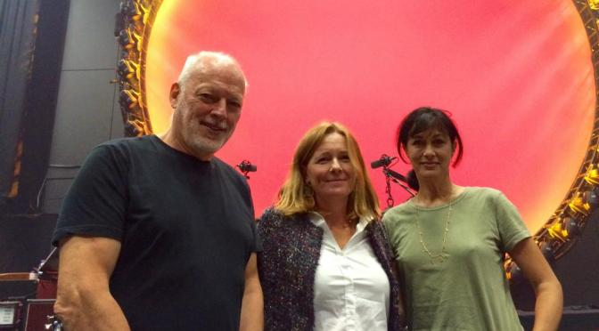 Listen to Radio Interview with David Gilmour – Includes New Music Clips