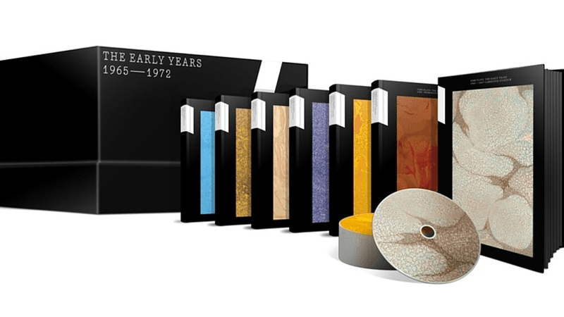 Pink Floyd Early Years Box Set